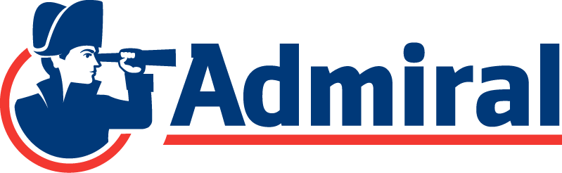 The admiral logo